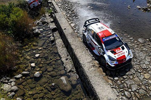 "Evans: ""Clear we won't catch"" WRC Sardinia leader Ogier"
