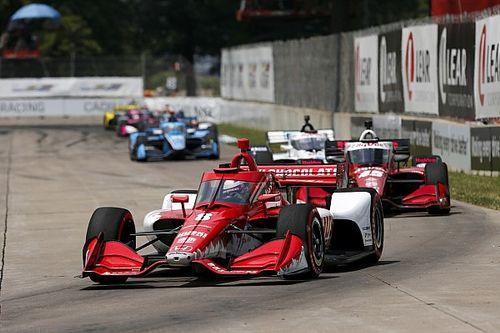 Ericsson logra su primera victoria en Detroit y O'Ward es 3°