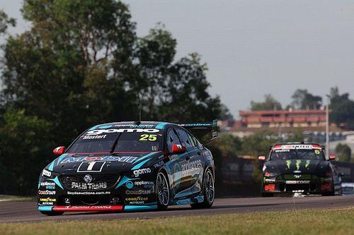 Darwin Supercars: Mostert wins dramatic opener