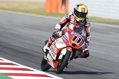 Moto3, Barcellona: Garcia vince una folle gara. Podio per Oncu