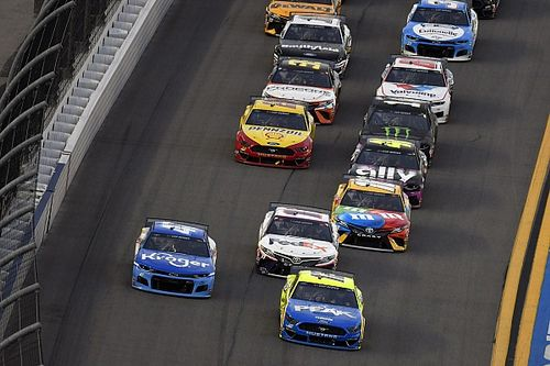 What time and channel is the NASCAR Cup race at Daytona today?