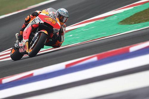 Espargaro voelt opluchting na eerste MotoGP-podium met Honda