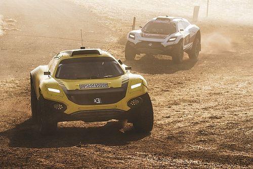 Extreme E completó su primer test a máxima potencia en España