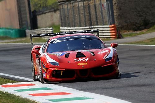 Ferrari Challenge Europe - Les courses de Monza en live streaming !
