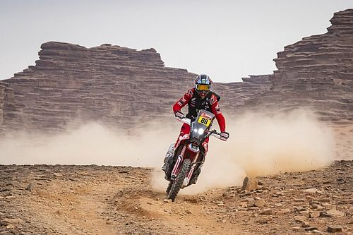 Barreda runs out of fuel on penultimate Dakar stage