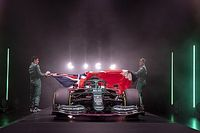 阿斯顿·马丁新时代首款F1赛车AMR21发布