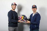 Ali Türkkan, Red Bull sporcusu oldu