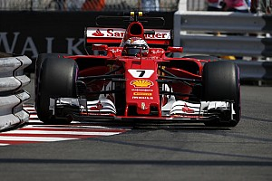 Monaco GP: Raikkonen beats Vettel to pole, Hamilton out in Q2