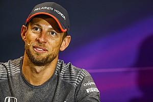 Формула 1 Новость Баттон подтвердил, что сам отказался от тестов в Бахрейне