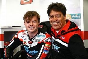 Moto2 Noticias Hallan muerto en su habitación de hotel a Stefan Kiefer, propietario de Kiefer Racing