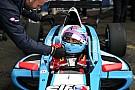 EK Formule 3 Defourny test voor Van Amersfoort Racing op Spa