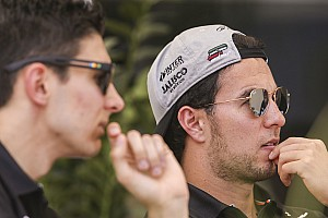 Formula 1 Breaking news Perez: The pressure is now on Ocon