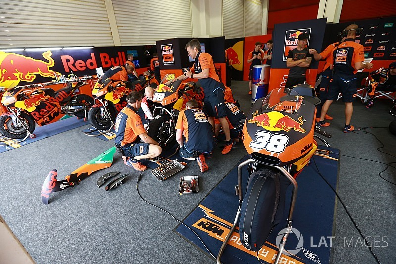 Service-Check: Wann werden Teile an einem MotoGP-Bike getauscht?