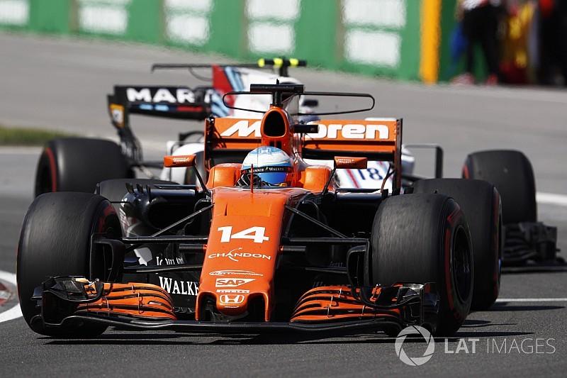 """【F1】アロンソ「ホンダのストレートスピードの遅さは""""危険""""なレベル」"""