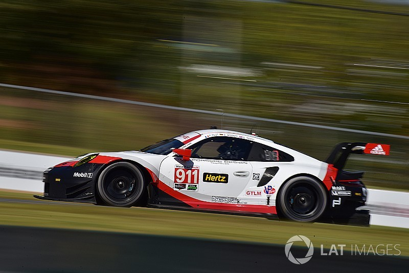 Tandy and Bamber poised for full-season IMSA return