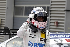 DTM Race report DTM Lausitzring : Tampil dominan, Auer raih kemenangan di Race 1
