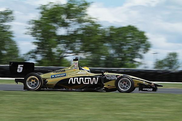 Indy Lights Mid-Ohio Indy Lights: Urrutia scores race one pole
