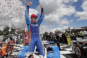 """IndyCar Breaking news Dixon is """"one of the best of all time,"""" says Ganassi's Mike Hull"""