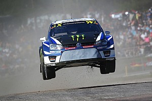Rallycross-WM Rennbericht Rallycross-WM (WRX) 2017 in Schweden: Johann Kristoffersson gewinnt