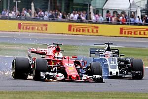 Formula 1 Ultime notizie Pirelli: confermata una foratura lenta per Vettel a Silverstone