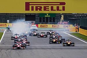 FIA F2 Noticias de última hora Leclerc y Rowland, descalificados de la carrera del sábado en Spa