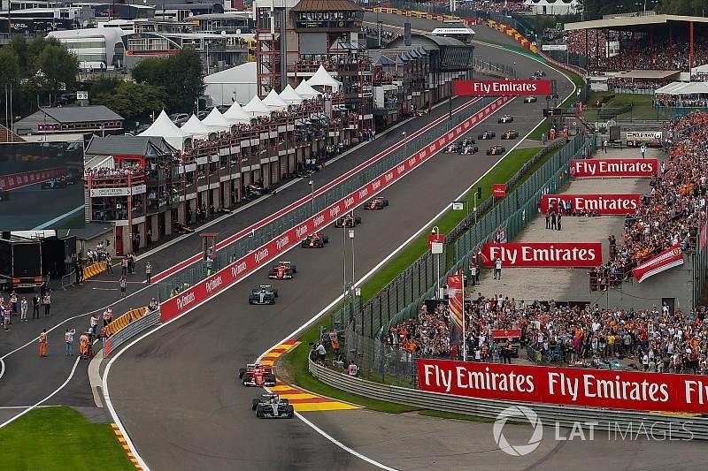 Formula 1 confirms new Belgian GP deal