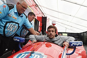 IndyCar Breaking news Alonso, McLaren open to further Indy 500 attempts