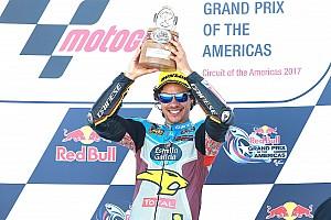 Moto2 Breaking news Morbidelli bangga sejajar dengan Kato