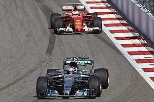 F1 Noticias de última hora Bottas tuvo que cuidar los neumáticos debido a daños