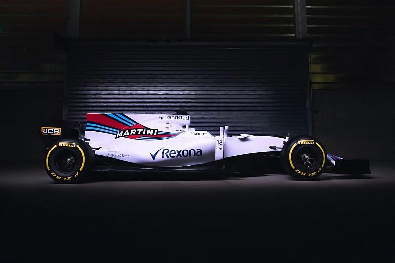 Neue Bilder: Williams präsentiert den FW40 für F1 2017 erneut