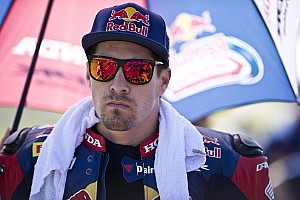 World Superbike Breaking news Hayden says