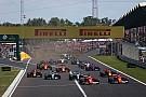 Hungaroring: Umbauten an Formel-1-Strecke starten 2018