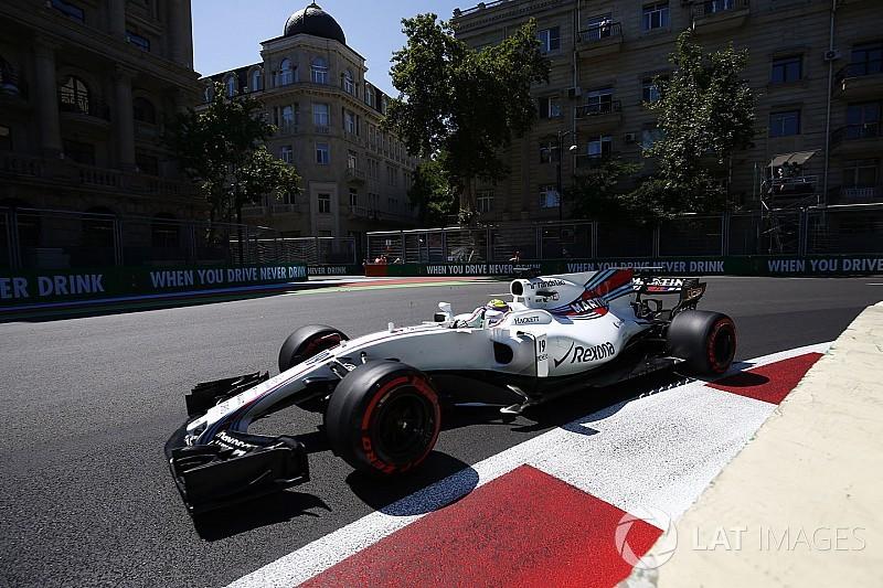 Superado por primera vez, Massa felicita a Stroll