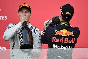 Formule 1 Statistiques Stats - Ricciardo et Stroll, princes de Bakou