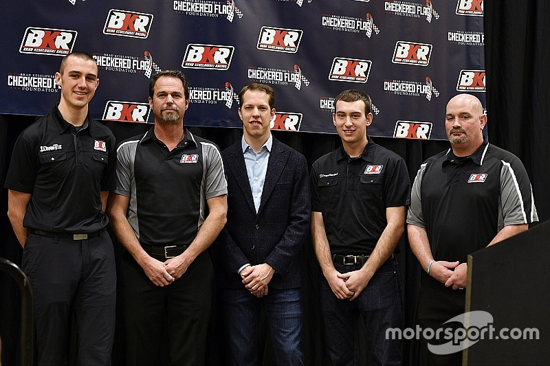 Brad Keselowski Racing to offer exclusive NASCAR Truck Series content