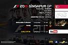 SİMÜLASYON DÜNYASI F1 2016 online turnuva: Singapur GP - Canlı Yayın