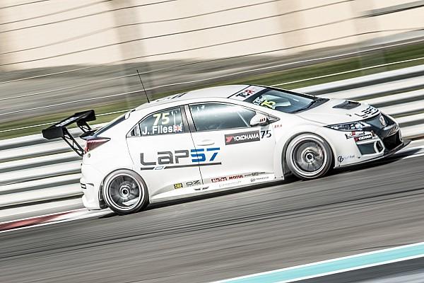 تي سي آر الشرق الأوسط تقرير السباق تي سي آر الشرق الأوسط: فايلز يفرض هيمنته على السباق الأول في البحرين