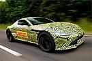 Формула 1 Видео: Ферстаппен протестировал новый Aston Martin Vantage