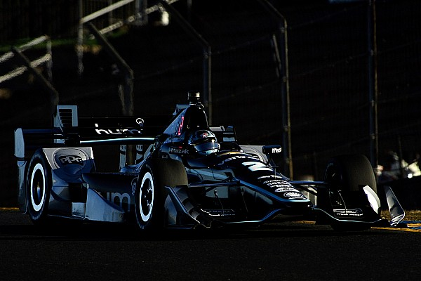 IndyCar Newgarden says he'll be happy with 2017 regardless of title outcome