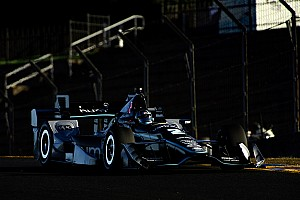 IndyCar Reporte de prácticas Newgarden se mantiene en la punta