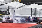 F1 La agresividad de Kvyat en las salidas le creó una