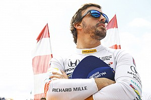 IndyCar Breaking news Alonso: Saya