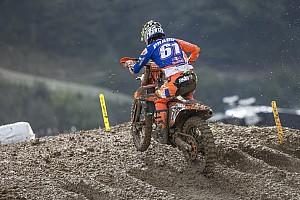 MXGP Reporte de la carrera Prado termina el año en el top 10 y Jonass es campeón de MX2