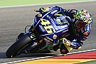 MotoGP MotoGP Aragon: Rossi stolz auf Platz 5 - Lob von Marquez und Co.
