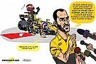 Formule 1 L'humeur de Cirebox - Kubica, ne parlez pas de retour!