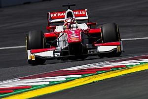 FIA F2 Reporte de calificación Leclerc logra en Austria su quinta pole consecutiva en la FIA F2