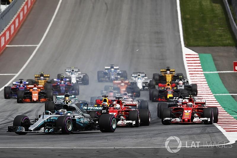 Vettel, Bottas'ın hatalı start yaptığını düşünüyor