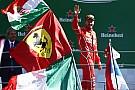 """Vettel reconhece derrota da Ferrari: """"Mercedes foi melhor"""""""