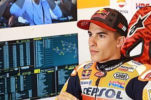 MotoGP Actualités Márquez sifflé quand il tombe :