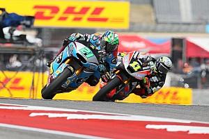 Moto2 Relato de classificação Morbidelli segue em boa fase e larga na frente em Austin